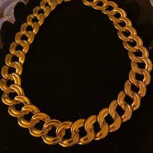 Vintage Napier chain necklace